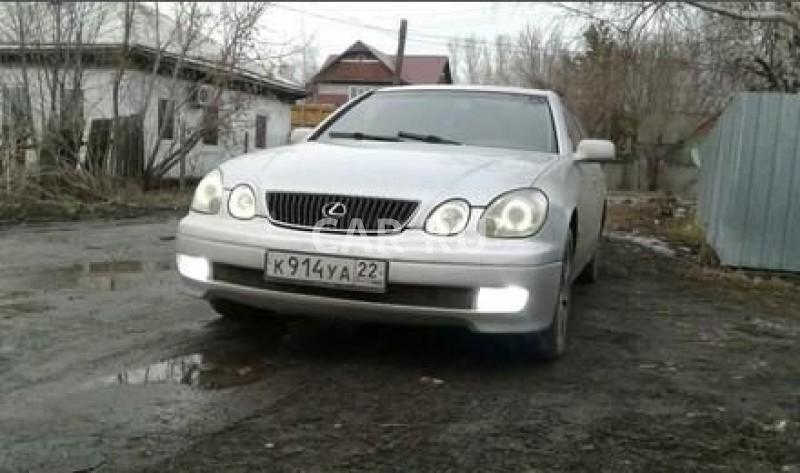 Lexus GS, Барнаул