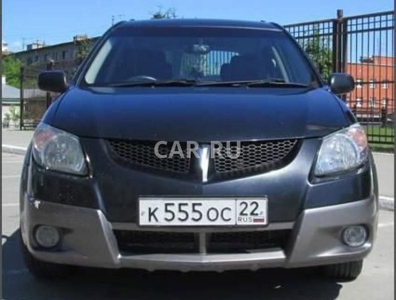 Toyota Voltz, Барнаул