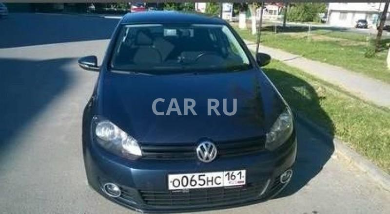 Volkswagen Golf, Анапа