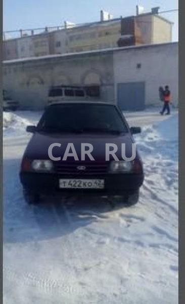 Лада 21099, Анжеро-Судженск
