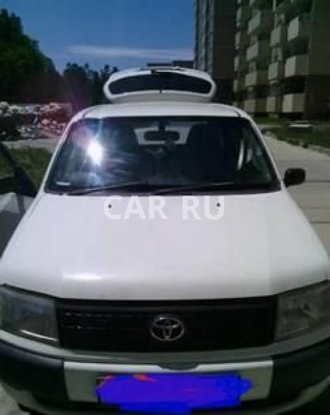 Toyota Probox, Анапа