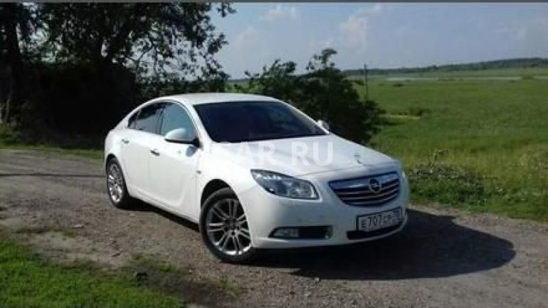 Opel Insignia, Асино