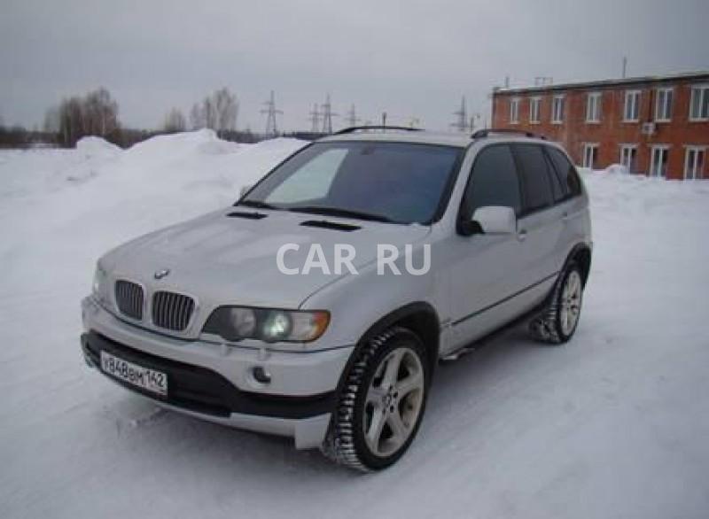 BMW X5, Анжеро-Судженск
