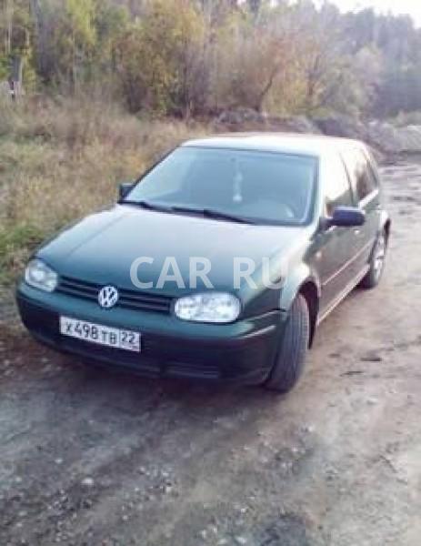 Volkswagen Golf, Барнаул