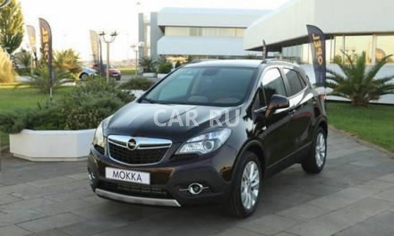 Opel Mokka, Балашов