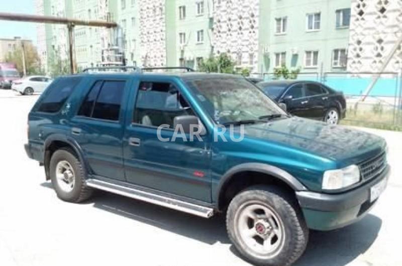 Opel Frontera, Астрахань