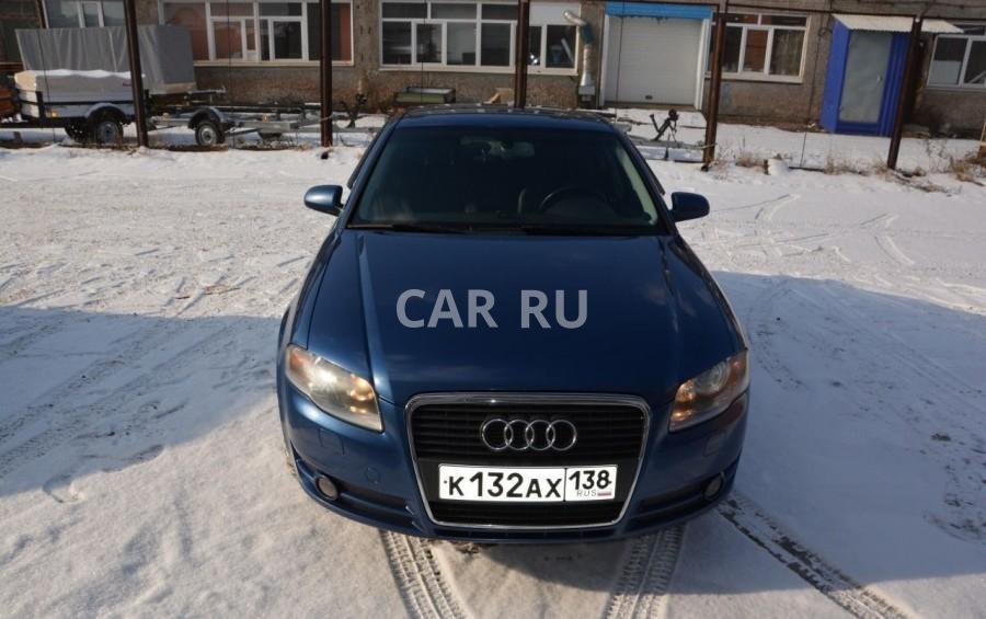 Audi A4, Братск