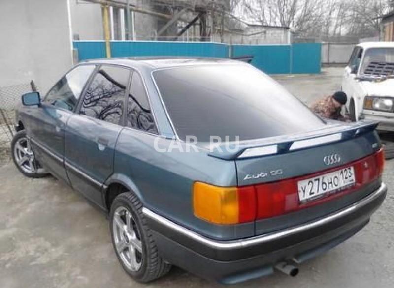 Audi 90, Анапа