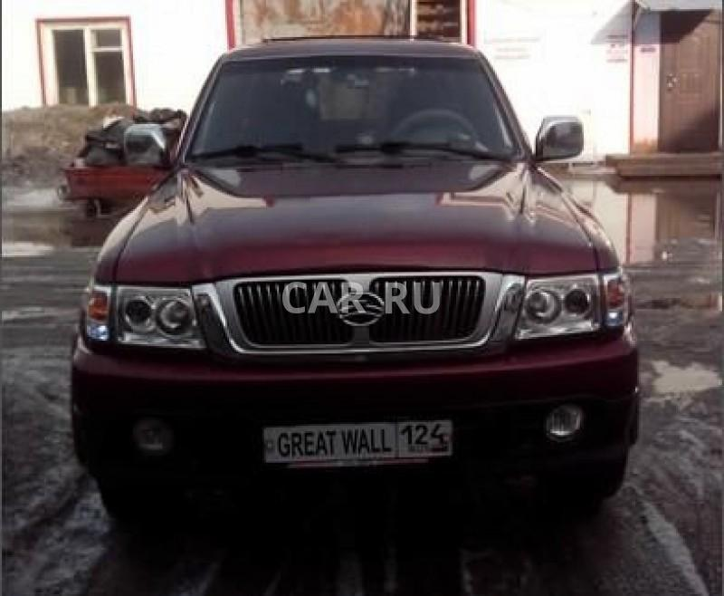 Great Wall Safe, Ачинск