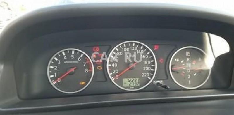 Nissan X-Trail, Алушта