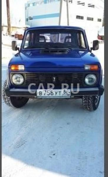 Лада 2121, Барсово