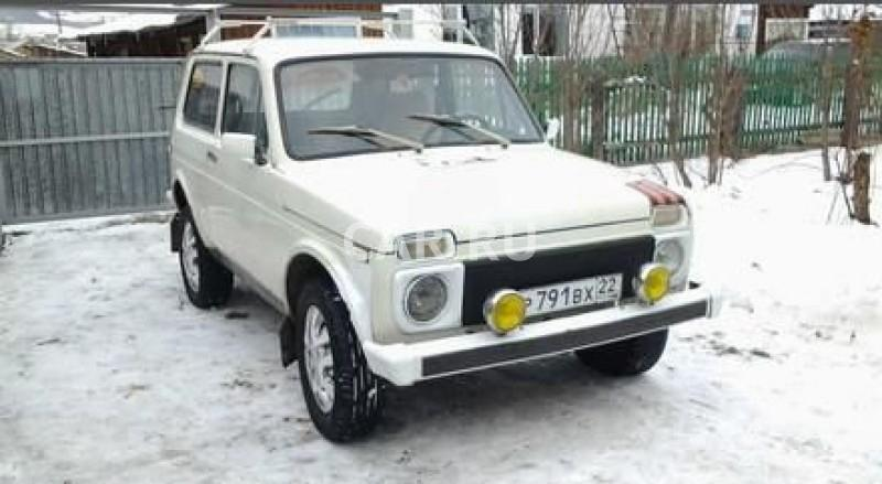 Лада Niva, Алтайское