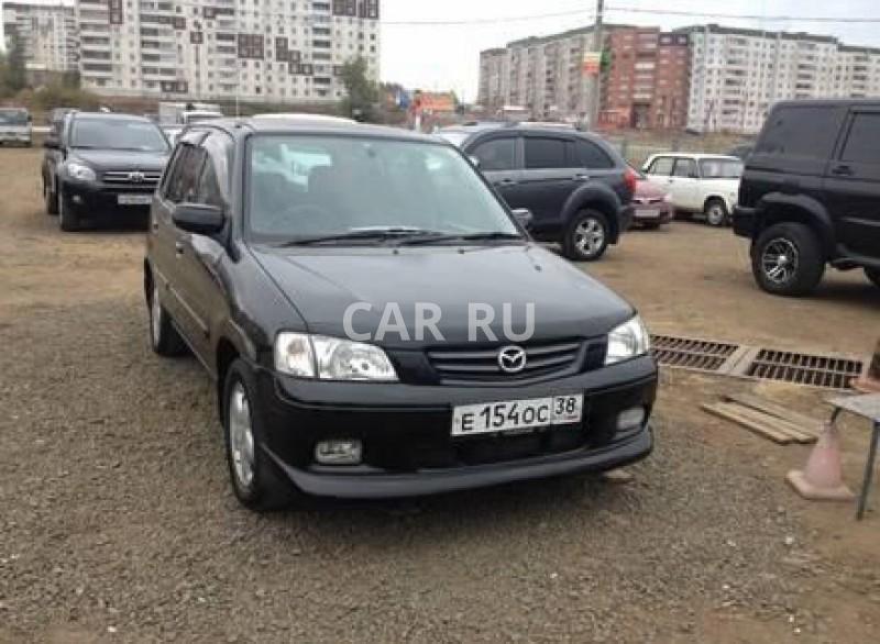Mazda Demio, Братск