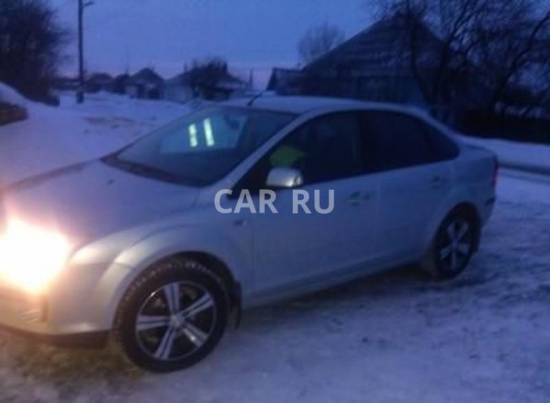Ford Focus, Байкалово