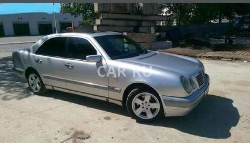 Mercedes E-Class, Анапа