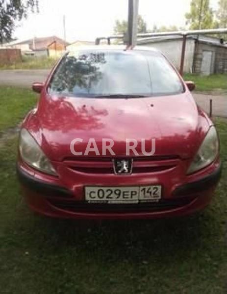 Peugeot 307, Анжеро-Судженск