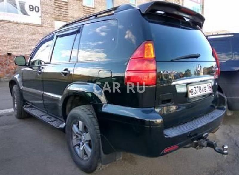 Lexus GX, Абакан