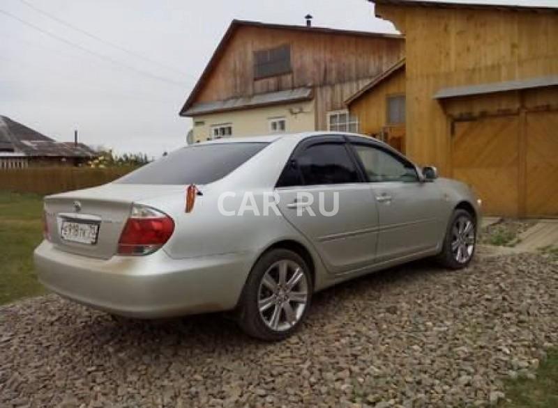 Toyota Camry, Бакчар