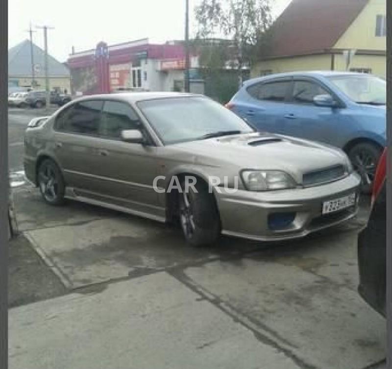 Subaru Legacy B4, Барабинск