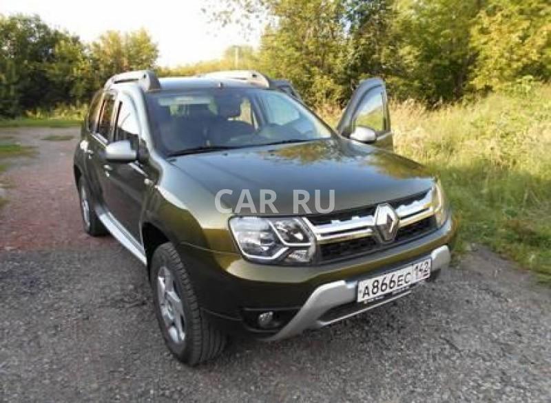 Renault Duster, Белово