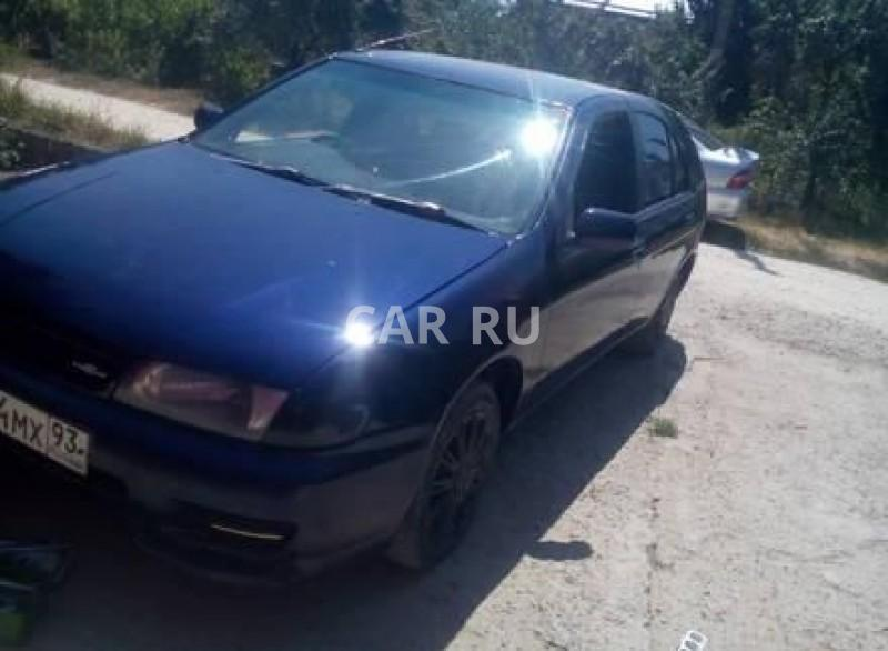 Nissan Lucino, Анапа