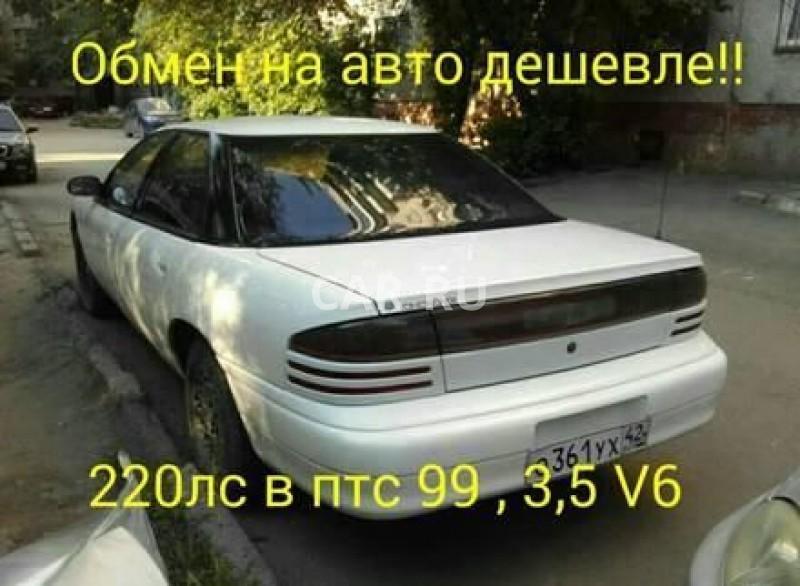 Dodge Intrepid, Барнаул