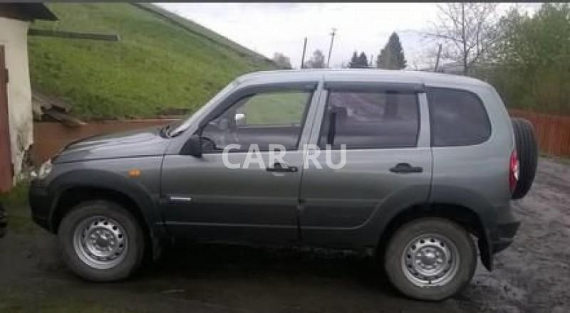 Chevrolet Niva, Алтайское