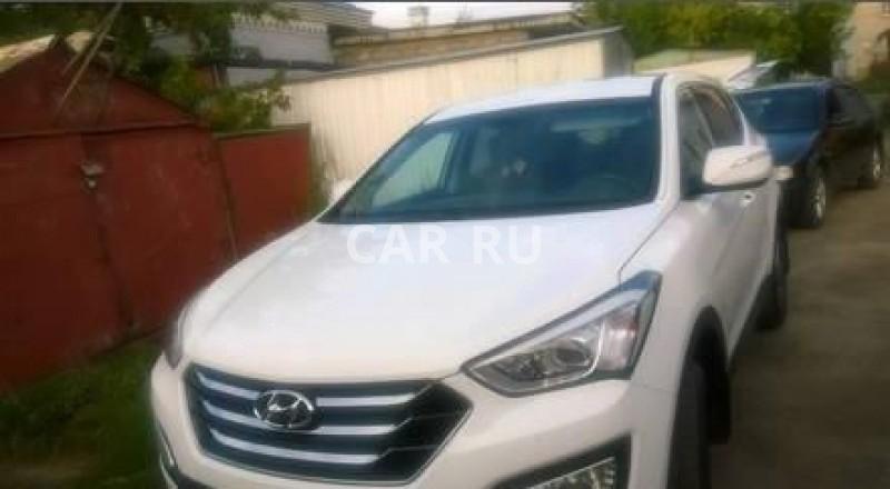 Hyundai Santa Fe, Алатырь