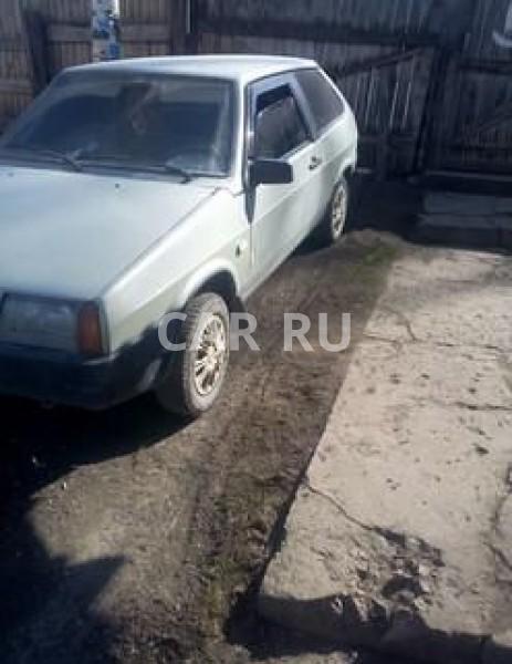 Лада 2108, Ачинск