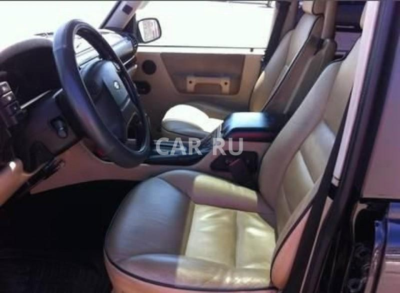 Land Rover Discovery, Арсеньев