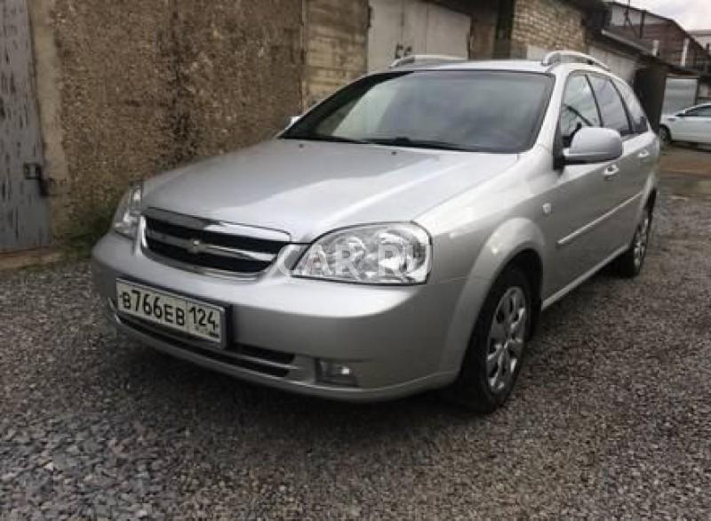 Chevrolet Lacetti, Ачинск