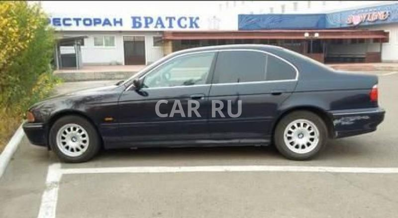 BMW 5-series, Братск