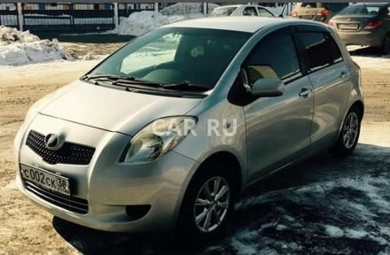 Toyota Vitz, Ангарск