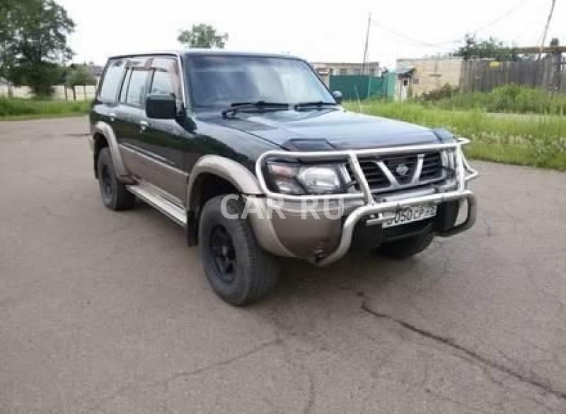 Nissan Safari, Арсеньев
