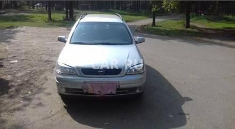Opel Astra, Ангарск
