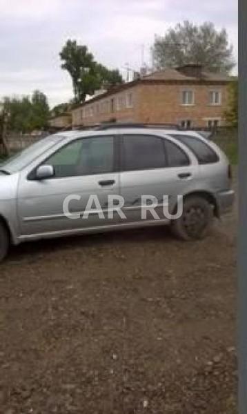 Nissan Pulsar, Аскиз