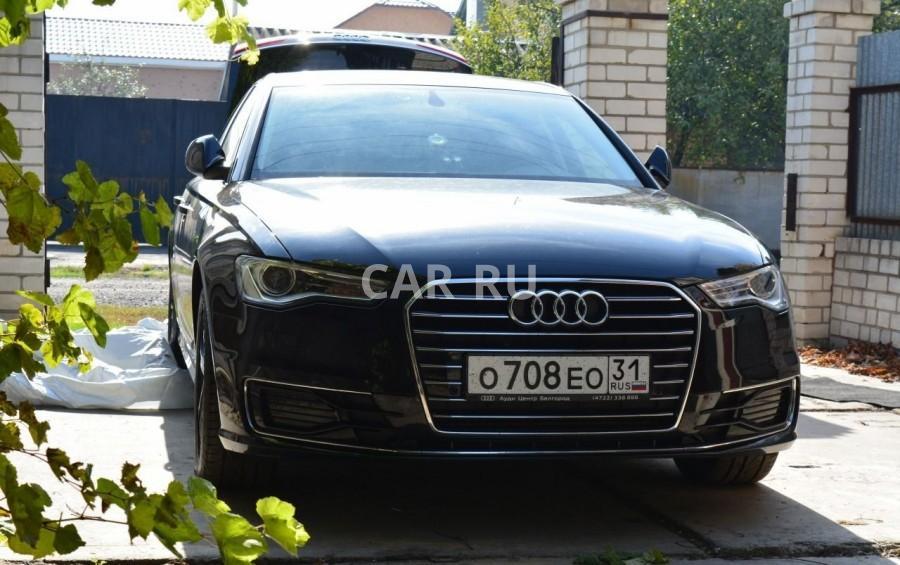 Audi A6, Анна
