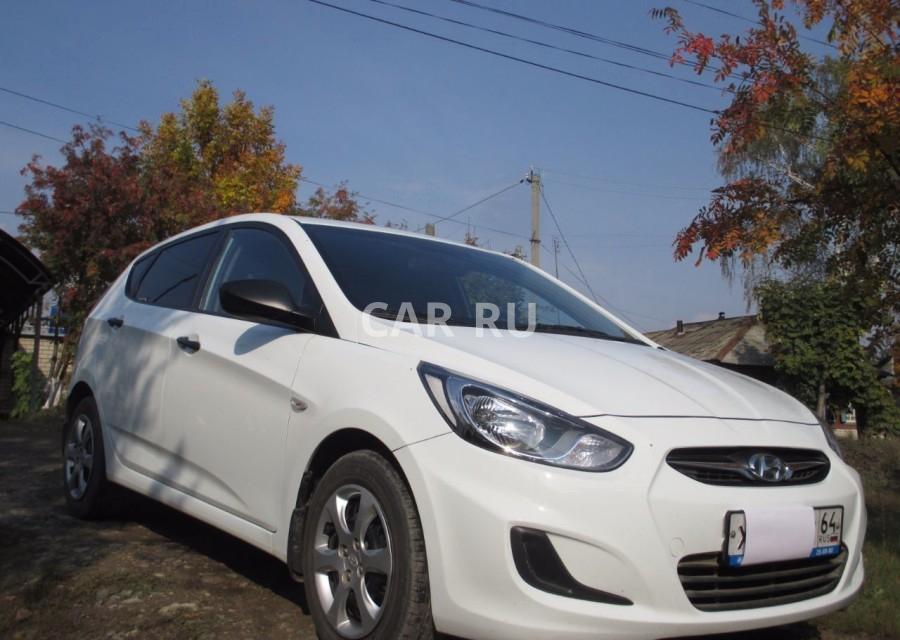 Hyundai Solaris, Аткарск
