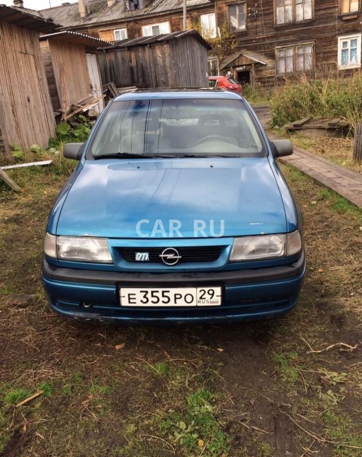 Opel Vectra, Архангельск