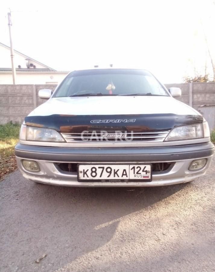 Toyota Carina, Ачинск