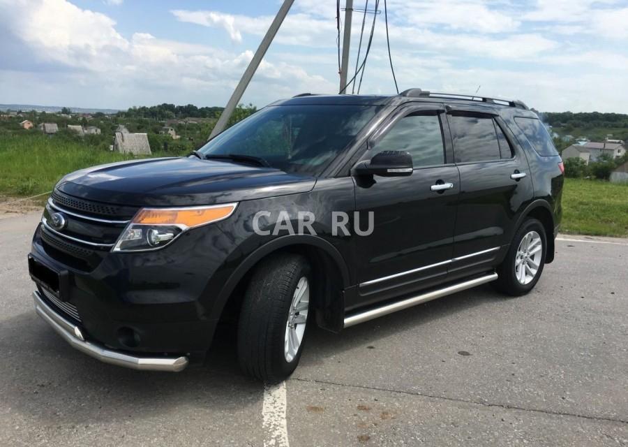 Ford Explorer, Белгород