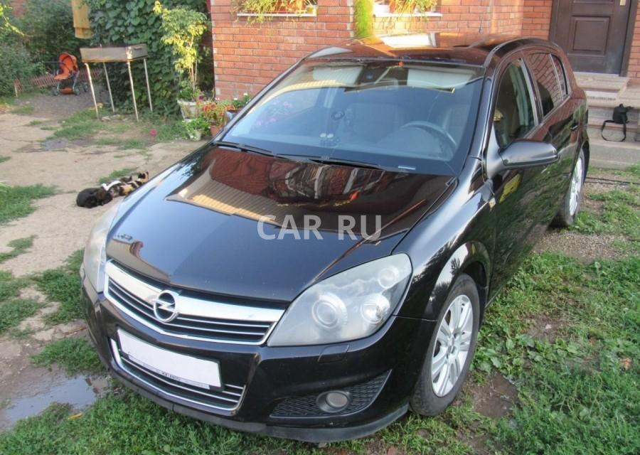 Opel Astra, Агроном