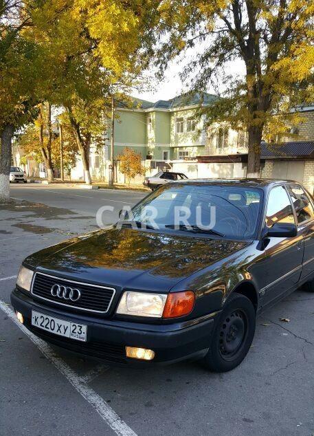 Audi 100, Анапа