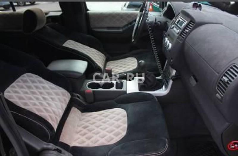 Nissan Pathfinder, Белгород