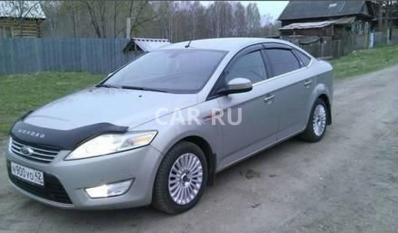 Ford Mondeo, Анжеро-Судженск