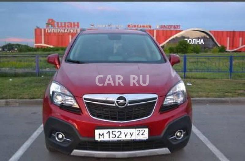 Opel Mokka, Барнаул