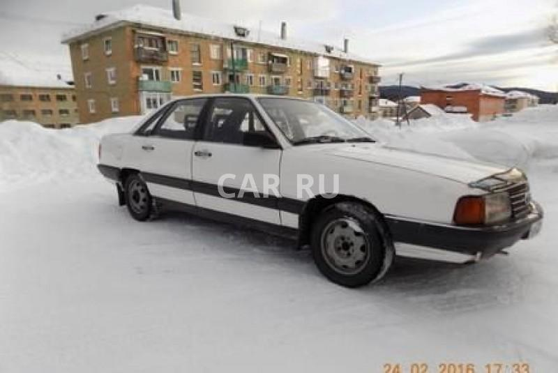 Audi 100, Абакан