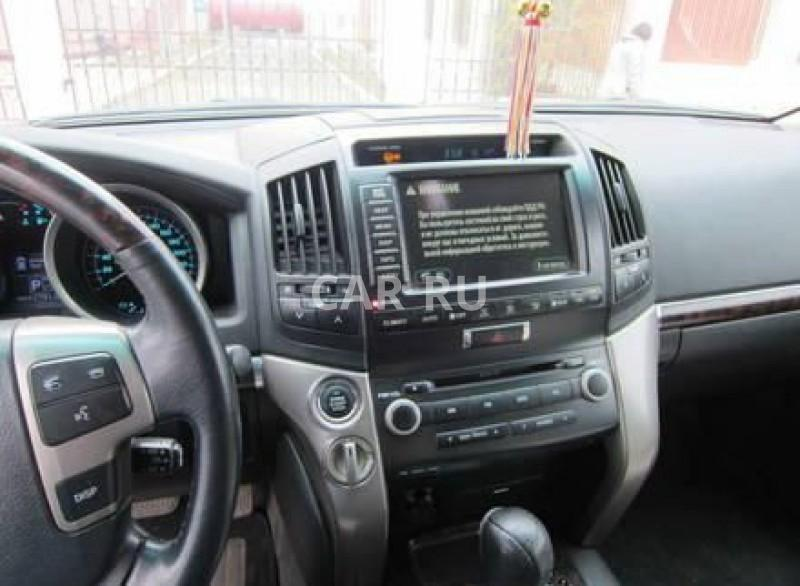 Toyota Land Cruiser, Агинское