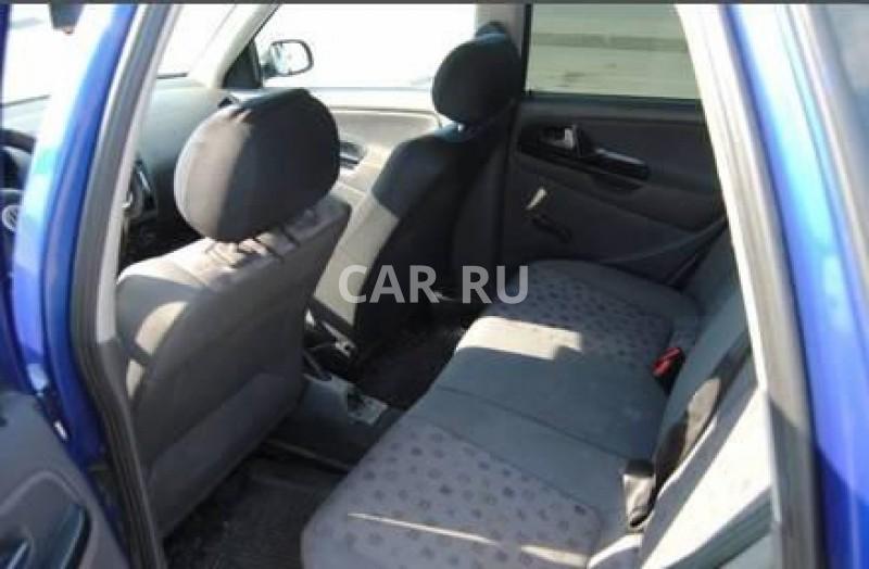 Seat Cordoba, Барнаул