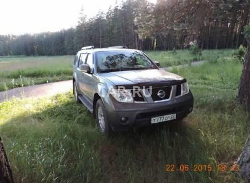 Nissan Pathfinder, Барнаул